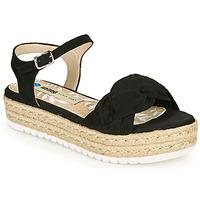 Chaussures Femme Sandales et Nu-pieds MTNG 50687 Noir