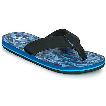 Chaussures Garçon Tongs Rip Curl RIPPER KIDS Bleu