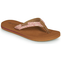 Chaussures Fille Tongs Rip Curl FREEDOM MINI Rouge