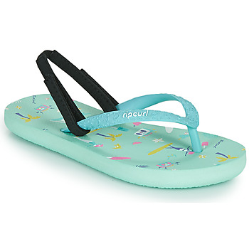 Chaussures Fille Tongs Rip Curl SWEET SUMMER GIRLS Bleu