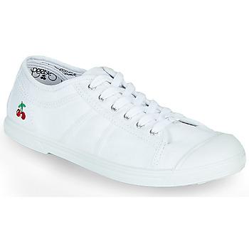 Chaussures Femme Baskets basses Le Temps des Cerises BASIC LACE Blanc