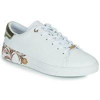 Chaussures Femme Baskets basses Ted Baker TIRIEY Blanc