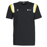 Vêtements Homme T-shirts manches courtes Le Coq Sportif RENAULT FANWEAR 20 Tee SS M Noir