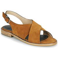Chaussures Femme Sandales et Nu-pieds Muratti RAVILLOLES Cognac