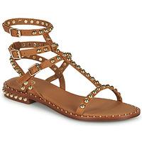 Chaussures Femme Sandales et Nu-pieds Ash PLAY Marron