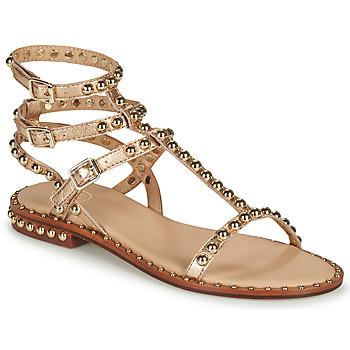 Chaussures Femme Sandales et Nu-pieds Ash PLAY Doré