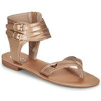 Chaussures Femme Sandales et Nu-pieds Les Petites Bombes VALENTINE Rose