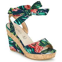 Chaussures Femme Sandales et Nu-pieds Les Petites Bombes BELA Multicolore