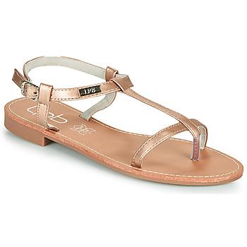 Chaussures Femme Sandales et Nu-pieds Les Petites Bombes BULLE Rose