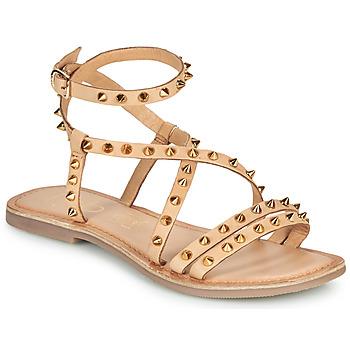 Chaussures Femme Sandales et Nu-pieds Les Petites Bombes BEATA Beige
