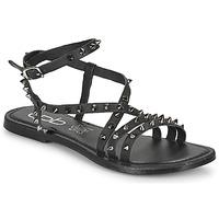 Chaussures Femme Sandales et Nu-pieds Les Petites Bombes BEATA Noir