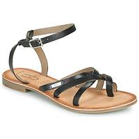Chaussures Femme Sandales et Nu-pieds Les Petites Bombes BERYLE Noir