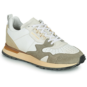 Chaussures Homme Baskets basses Moma CRAFTS Blanc / Gris