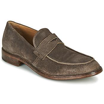 Chaussures Homme Mocassins Moma NOTTINGHAM Marron