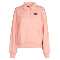 Vêtements Femme Sweats Vans WM DOME GROWN POLO F Rose