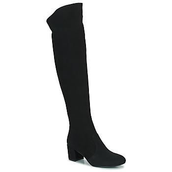 Chaussures Femme Bottes ville Minelli MILANIA Noir