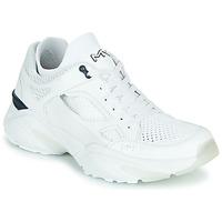Chaussures Homme Baskets basses Skechers KRAZ - THURSTON Blanc