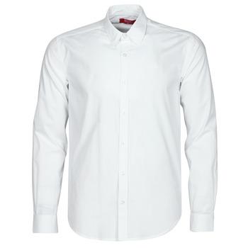 Vêtements Homme Chemises manches longues BOTD OMAN Blanc