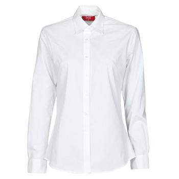 Vêtements Femme Chemises / Chemisiers BOTD OWOMAN Blanc