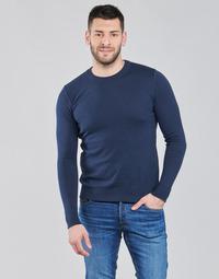 Vêtements Homme Pulls BOTD OLDMAN Marine