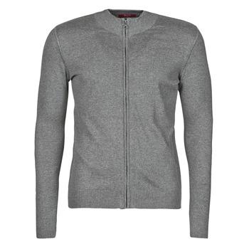 Vêtements Homme Gilets / Cardigans BOTD OCARDI Gris