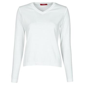 Vêtements Femme Pulls BOTD OWOXOL Blanc