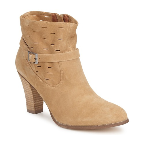Chaussures Femme Bottines One Step VIRNA Fauve