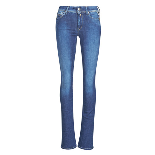 Vêtements Femme Jeans bootcut Replay LUZ Super light blue
