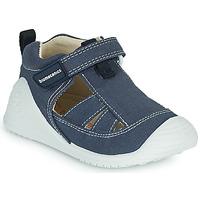 Chaussures Garçon Sandales et Nu-pieds Biomecanics 202211 Bleu