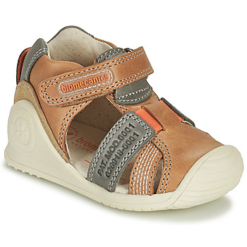 Chaussures Garçon Sandales et Nu-pieds Biomecanics 212135 Cognac