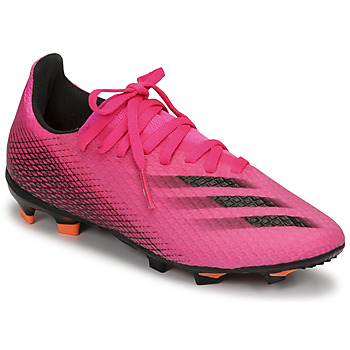 Chaussures Enfant Football adidas Performance X GHOSTED.3 FG J Rose