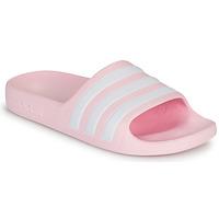Chaussures Fille Sandales et Nu-pieds adidas Performance ADILETTE AQUA K Rose