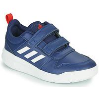 Chaussures Enfant Baskets basses adidas Performance TENSAUR C Bleu foncé