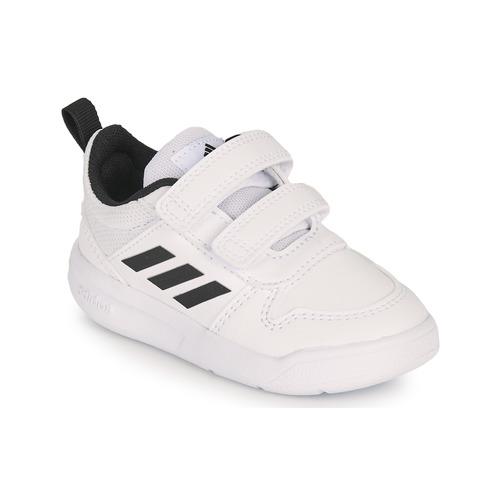 Chaussures Enfant Baskets basses adidas Performance TENSAUR I Blanc