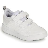 Chaussures Enfant Baskets basses adidas Performance TENSAUR C Blanc
