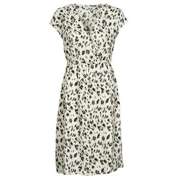 Vêtements Femme Robes courtes See U Soon 21122122 Beige / Kaki