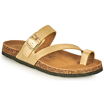 Chaussures Femme Mules Chattawak MAGALY Doré