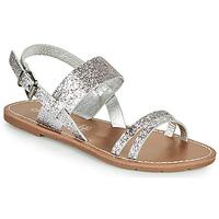 Chaussures Femme Sandales et Nu-pieds Chattawak MONIA Argent