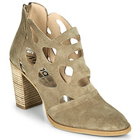 Chaussures Femme Bottines Myma PAGGE Taupe