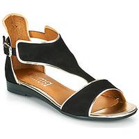 Chaussures Femme Sandales et Nu-pieds Myma POLIBO Noir