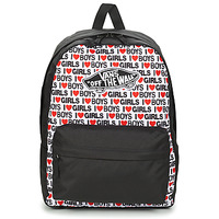 Sacs Femme Sacs à dos Vans WM REALM BACKPACK I HEART BOYS GIRLS