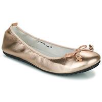 Chaussures Femme Ballerines / babies Mac Douglas ELIANE Rose Doré