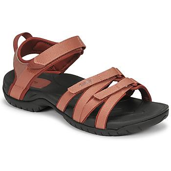 Chaussures Femme Sandales et Nu-pieds Teva TIRRA Corail