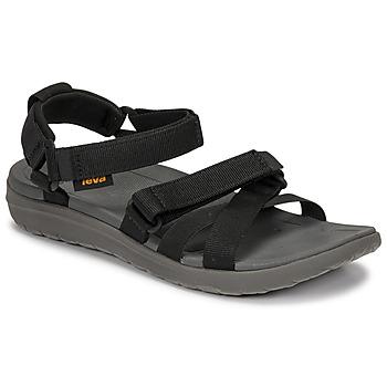 Chaussures Femme Sandales et Nu-pieds Teva SANBORN MIA Noir