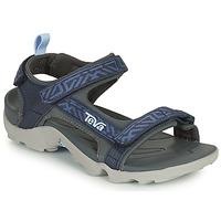 Chaussures Garçon Sandales et Nu-pieds Teva TANZA Bleu