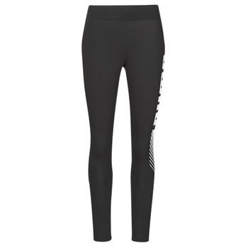 Vêtements Femme Leggings Puma ESS+ GRAPHIC LEGGING Noir