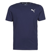 Vêtements Homme T-shirts manches courtes Puma ESS TEE Marine