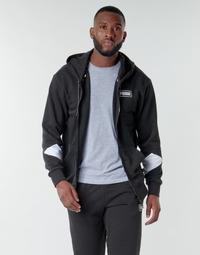 Vêtements Homme Sweats Puma REBEL FZ HOOD Noir