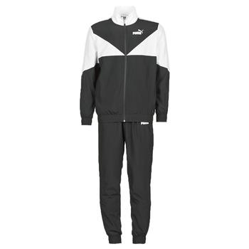 Vêtements Homme Ensembles de survêtement Puma Woven Suit CL Noir / Blanc