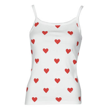 Vêtements Femme Débardeurs / T-shirts sans manche Petit Bateau DAYWEAR Blanc